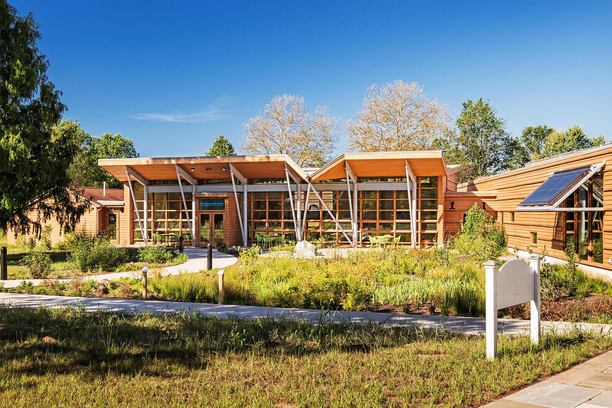 Watershed Nature Center Pennington Nj