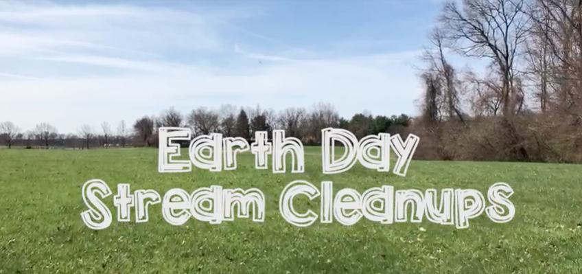 Earth Day Stream Cleanups